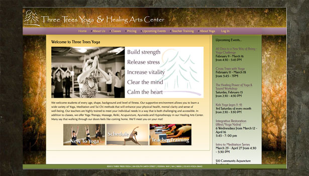 Three Trees Yoga